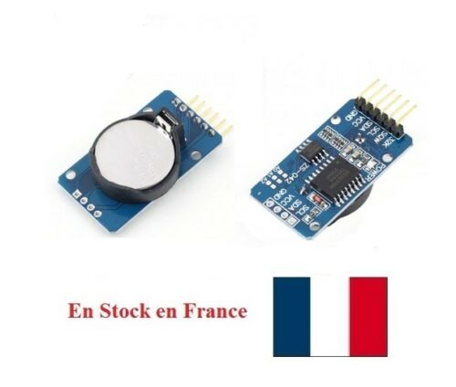 RTC DS3231 AT24C32 IIC Clock Timer Pour Arduino Raspberry Replace DS1307