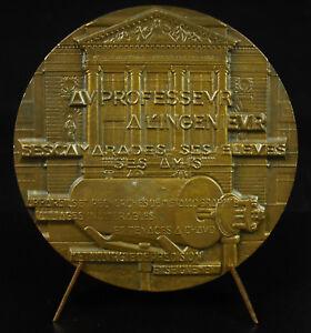 Medal-Metallographer-Pierre-Chevenard-Frictions-Special-Steel-Industry-1946