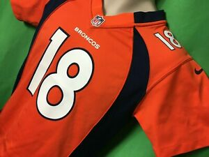 J458-210-NFL-Denver-Broncos-Manning-18-Nike-Game-Jersey-Youth-Medium-10-12