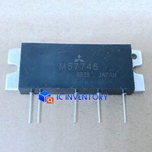 MITSUBIS M57706 MODULE 145-175MHz 12.5V 8W FM MOBILE RADIO