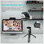 miniatura 4 - Videocamera Web per PC Full HD 1080P/480p Webcam con microfono per conferenze !!