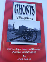 Ghosts Of Gettysburg Spirits, Apparitions And Haunted Places On The Battlefield