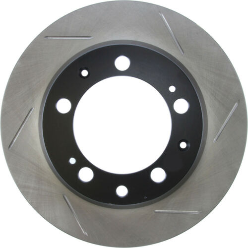 Disc Brake Rotor-Sport Slotted Brake Disc Rear Left Stoptech 126.37007SL