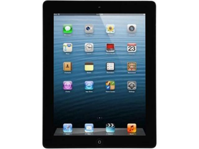 Apple iPad 2 MC769LL/A Apple A5 1.00 GHz 512 MB Memory 16 GB Flash Storage 9.7