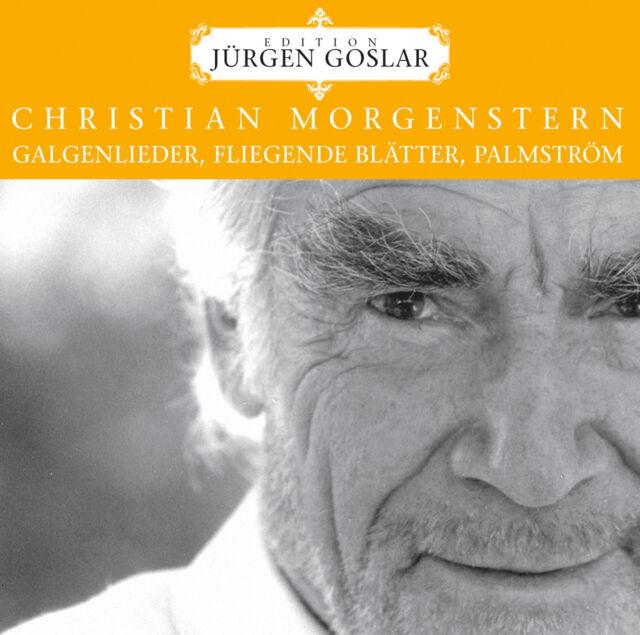 Jürgen Goslar:Morgenstern: Sämtliche Galgenlieder  (cd)