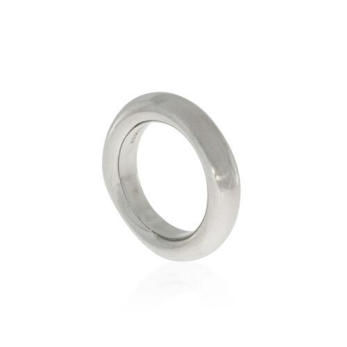 Anello donna Breil 2131210097 in acciaio Listino 45€ Misura 13 18 17