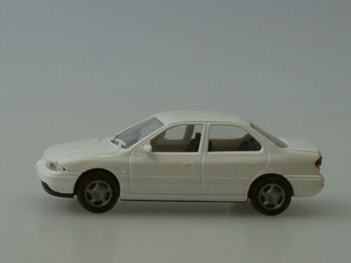 1//87 blanc modèle publicitaire Rietze Ford Mondeo Berline