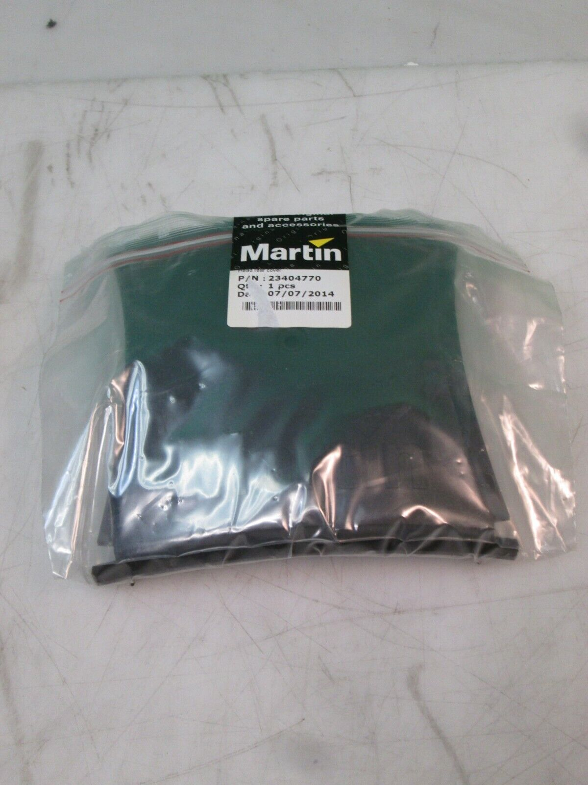 Martin 23404770 Mac Quantum Wash Hear Rear Cover NEW FREE FAST SHIPPING