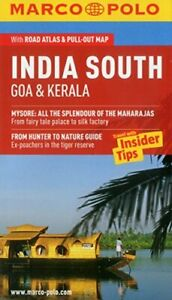Индия южный (Гоа и Керала) Марко Поло руководство (Марко Поло для путешествий... от Марко Поло