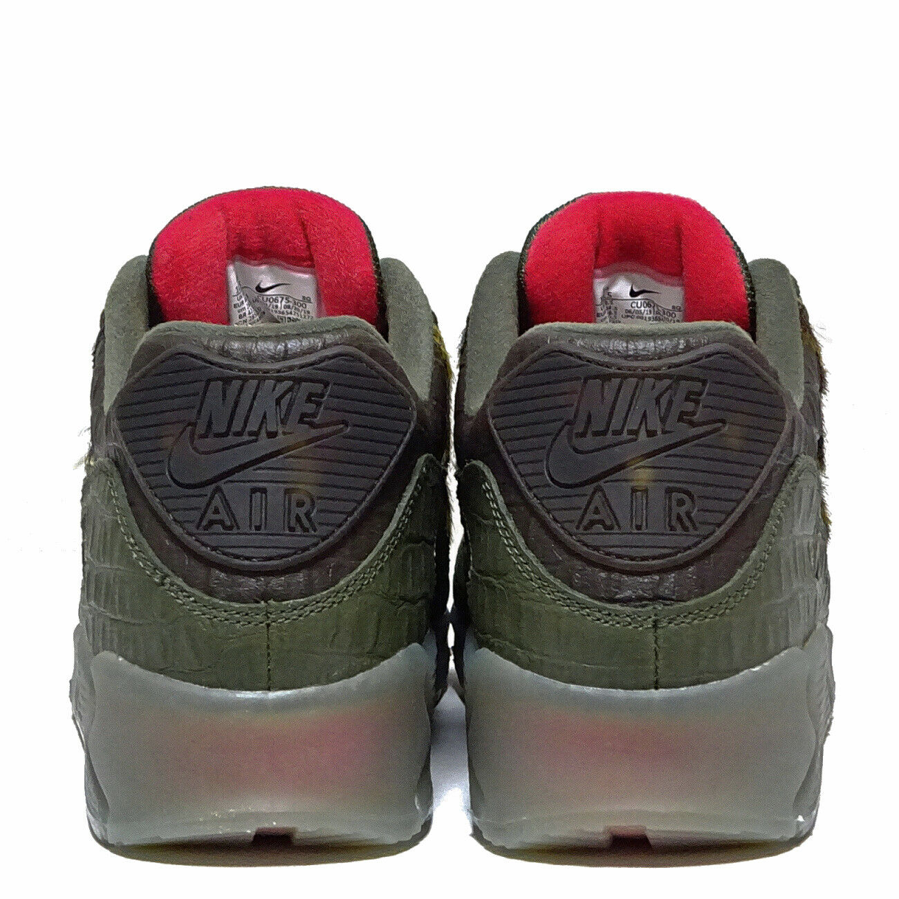 Size 10 - Nike Air Max 90 Crocodile Camo 2019 for sale online | eBay