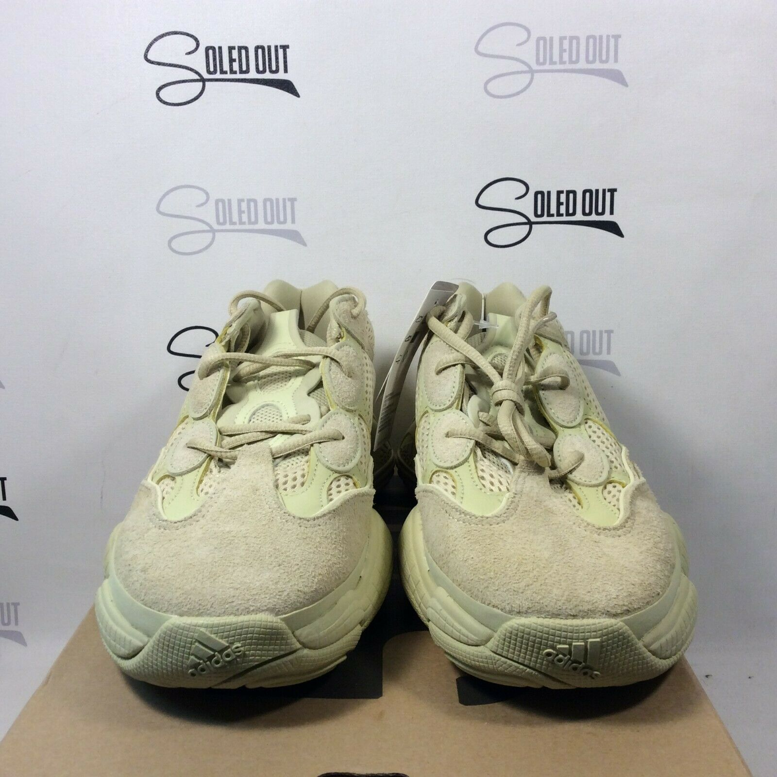 "Yeezy Boost 500 ""SUPER MOON"" 2018 ITEM NUMBER 4096-9"