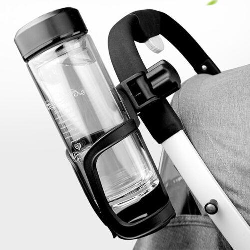 Cup Holder Black Antislip Bike Bottle Holders for Kids Stroller Multifunction