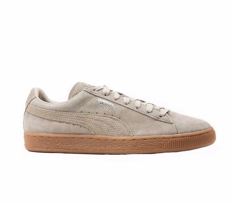 Puma Suede Classic Citi 362551-02 Vintage Khaki Gum Casual homme