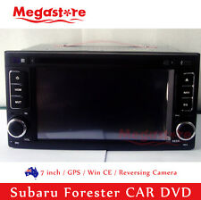 """7""""  Car DVD GPS Stereo Navigation Head Unit For Subaru Forester 2008-2013"""