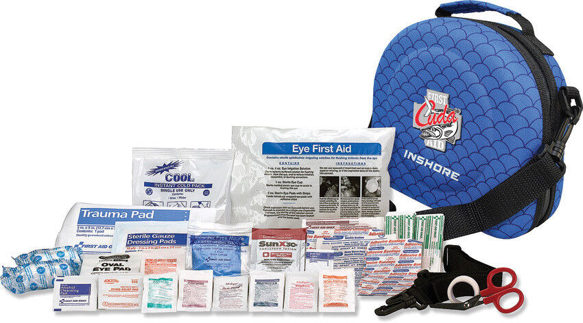 Camillus Cuda Inshore First Aid Kit  18141