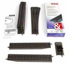 Piko H0 55422 Piko A-Gleis Bogenweiche mit Bettung links BWL NEU OVP