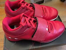 Under Armour Micro G Bloodline Brandon Jennings Red 10.5 curry clutchfit
