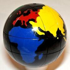 rare vintage original 1982 Rubik's cube Globe! wow!