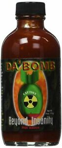 Da-039-Bomb-Beyond-Insanity-Hot-Spicy-Natural-Chilli-Sauce-Brand-New