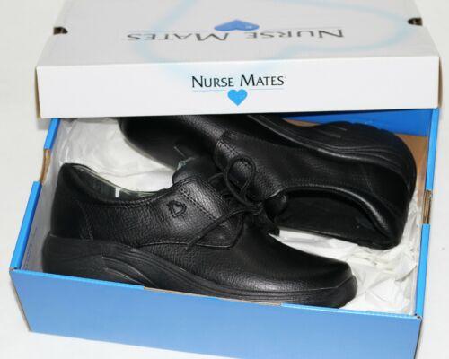 Nurse Mates LOUISE Women BLACK Nursing Shoes NEW with BOX