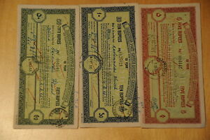 1. Lot, 7 X Pakistan Post Office Saving Certificates 1953 Angenehme SüßE