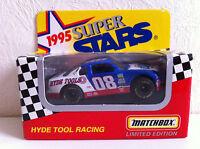 Matchbox Super Stars - Voiture Racing Nascar N° 08 Hyde Tool (ltd Ed. - 1/64)