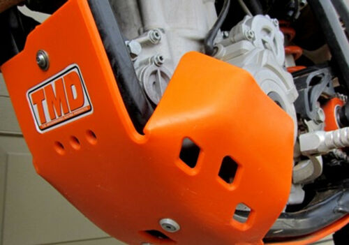 Skid Plate T.M Designworks KTMC-350-OR Orange