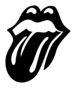 Quot Rolling Stones Quot Band Vinyl Decal Big Tongue Adhesive