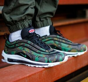 Details about NIKE AIR MAX 97 PREMIUM QS COUNTRY CAMO