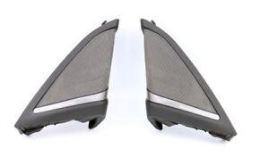 New-Genuine-BMW-5-039-G30-G31-F90-Front-Left-Right-Harman-Kardon-Tweeter-Cover-Set