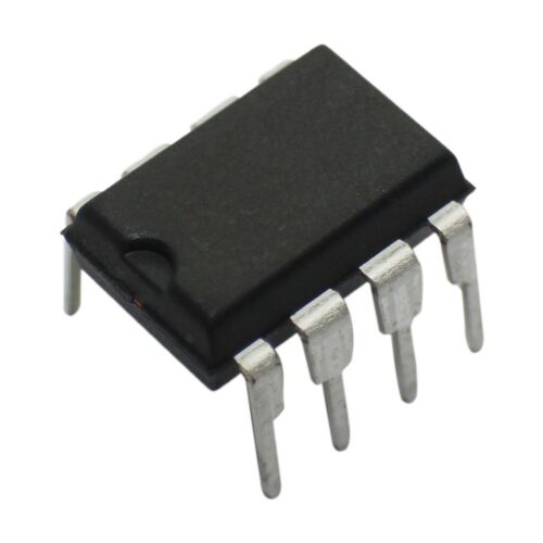 4x 6n138-l Optokoppler THT canaux 1 de Darlington circuit 2,5 KV dip8 6n138