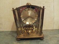 vintage Kern 400day brass anniversary clock