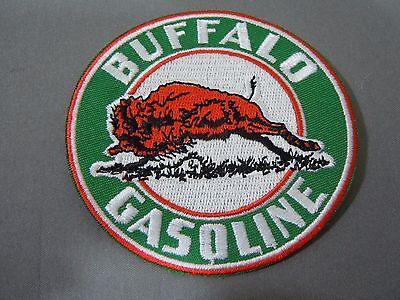 "BEELINE Gasoline Embroidered Iron-On Uniform-Jacket Patch 3/"""