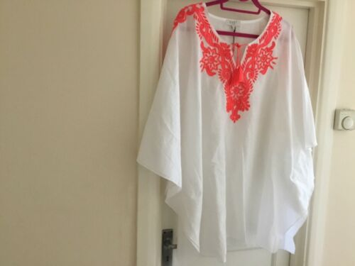 Kaftan Embroidered John Summer Size East Beautiful Cover M Lewis Ibiza Boho Up 7p0S7qHxn