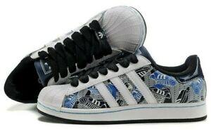 Adidas-Originals-Superstar-2-Print-Men-039-s-Casual-Shoe-Choose-Color-Size