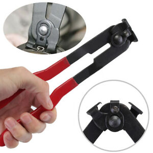 Ear-Type-CV-Joint-Boot-Clamp-Plier-Installer-Tool-For-Fuel-amp-Coolant-Hose-Pipe