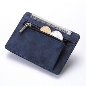 ade26848a961fb Slim Wallet Magic Credit Card Holder Coin Bag Money-Clip Billfold ...