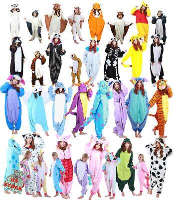Animal Pajama Kigurumi Cosplay Sullivan Costume Adult Robe Onesi0 Jumpsuit Anime