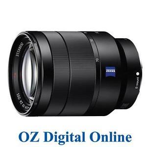 New-Sony-Vario-Tessar-T-FE-24-70mm-F4-SEL2470Z-ZA-OSS-E-Mount-Lens-1-Yr-Au-Wty