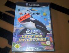 ## Originalverschweißt: Shamu´s Deep Sea Adventures f. Nintendo GameCube / NEW #