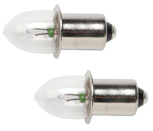 192242-1 7,2 v 2 pièces Makita ampoule