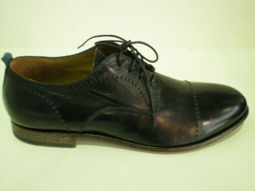 Schuhe von Moma Siena Nero schwarz 11704-SA  -38 /%
