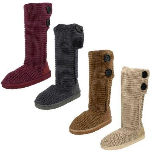 100% Vero Ragazze Spot On Maglia Stivali Modellazione Duratura