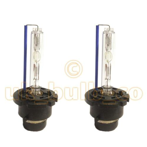 2x D2S REPLACEMENT 4300K XENON BULBS FACTORY FITTED TO Skoda MODELS