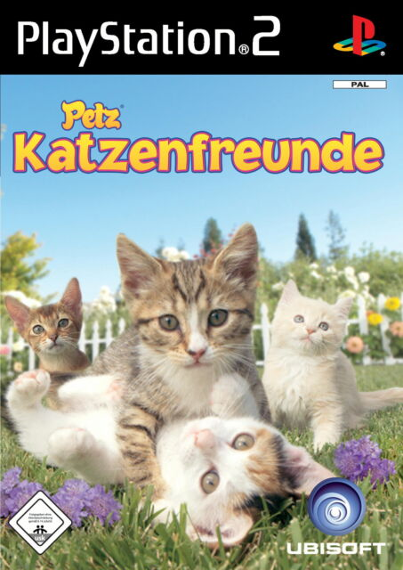 Petz: Katzenfreunde (Sony PlayStation 2, 2007, DVD-Box)