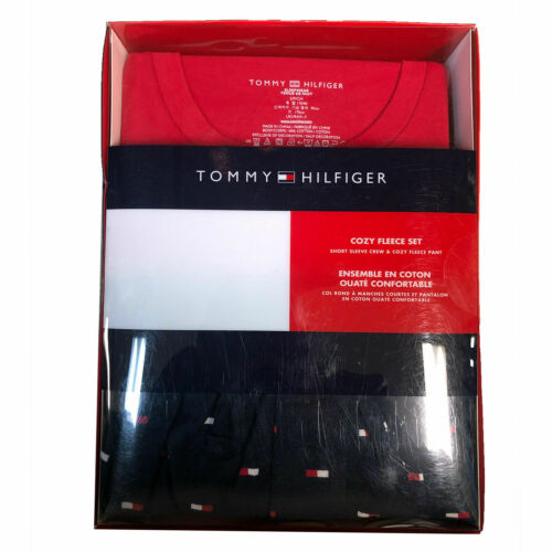 Details about  /NWT Tommy Hilfiger Mens Knit Lounge Jogger Sleep Set Various $70