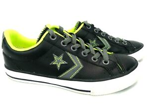 converse star player ox leather junior