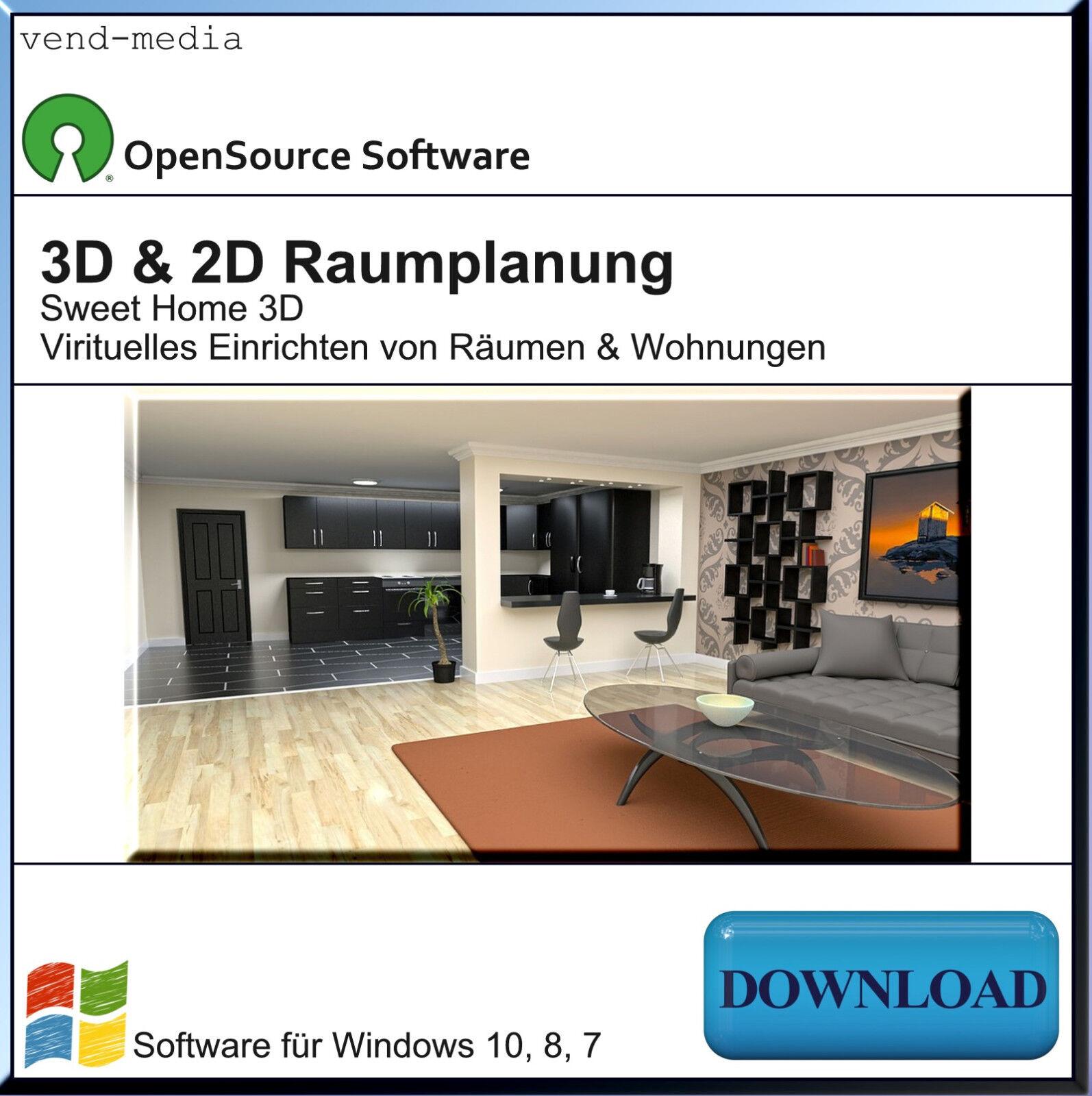 3d Software Für Raumgestaltung Raumplanung Hausplanung Home