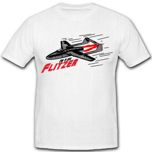 T Shirt #8126 FW Flitzer Luftwaffe Deutschland