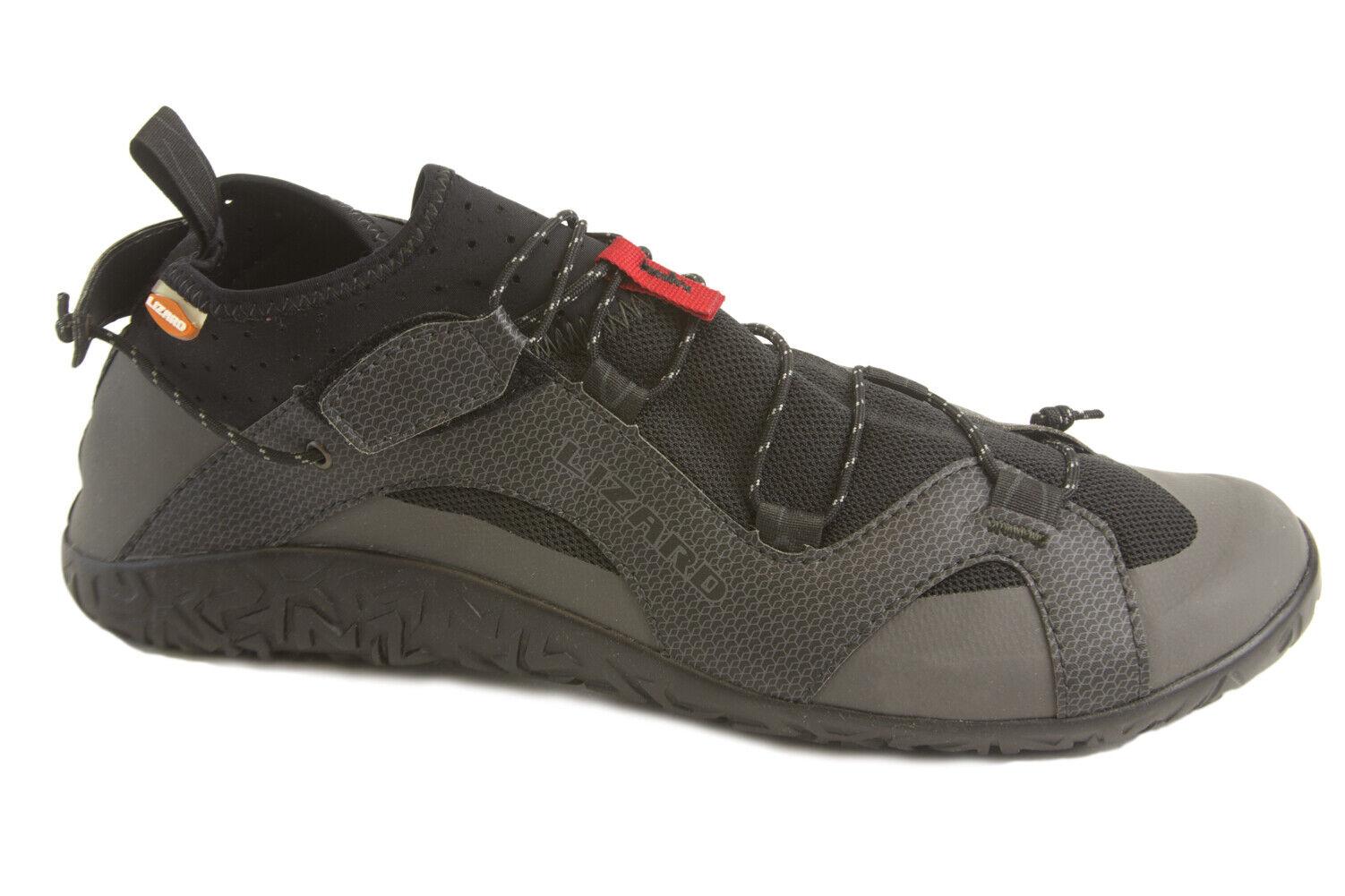 Lizard Footwear Men's Kross Amphibious Dark Grey Trail shoes  NEW